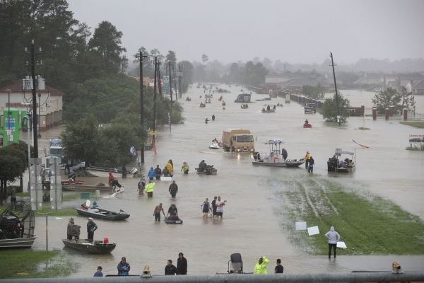 Good charities to give to in the wake of Hurricane Harvey