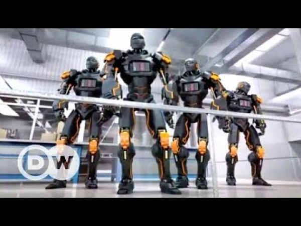 Will robots steal our jobs? – The future of work (1/2) | DW Documentary