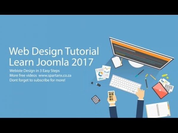 Part 1: How to Build a Joomla 3 Website From Scratch 2017