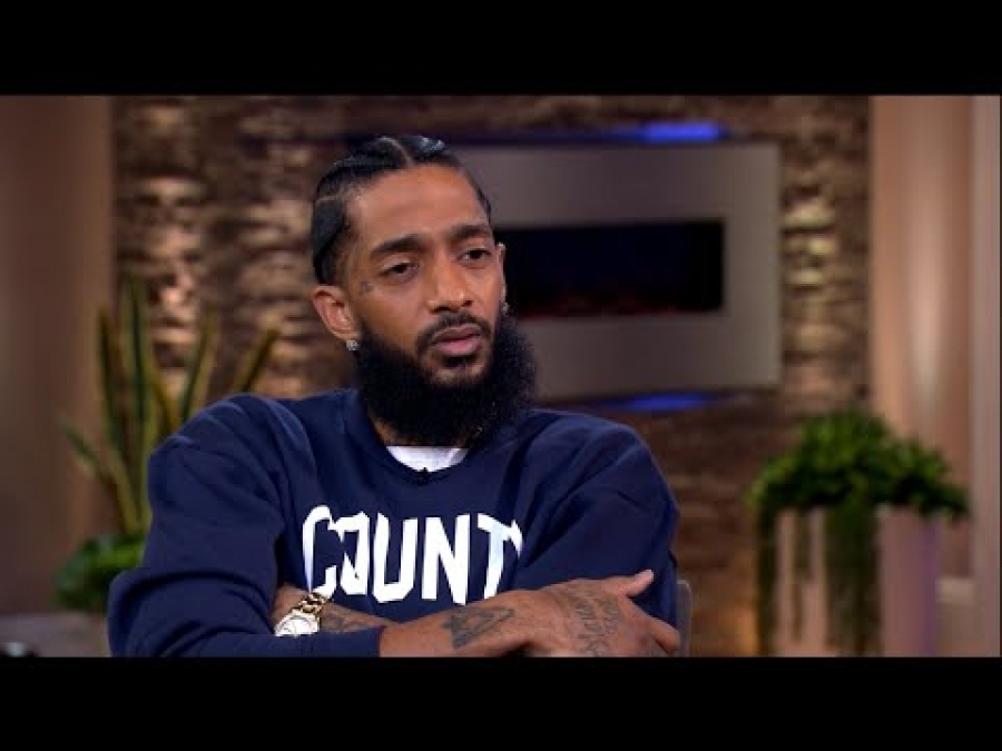 Nipsey Hussle Memorable Interview - A MUST WATCH!