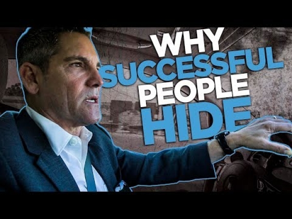 Why Successful People Hide- Grant Cardone